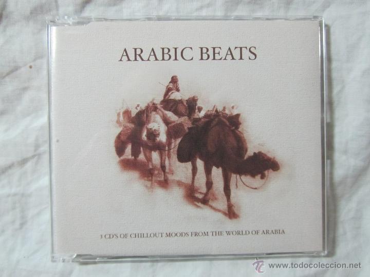 CDs de Música: Triple CD Arabic Beats Chillout - Foto 7 - 54452699