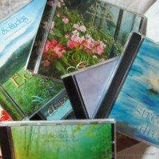 CDs de Música: 10 CDS MÚSICA RELAJANTE SOLITUDES EXPLORING NATURE WITH MUSIC. Lote 146098150