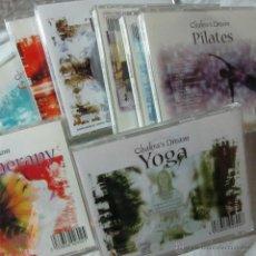 CDs de Música: 10 CDS CHAKRA'S DREAM, YOGA, RIEKI, YOGA, TAI CHI, .... Lote 54453450