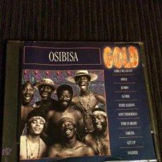 CDs de Música: OSIBISA - GOLD - CD CON LAS MEJORES CANCIONES. Lote 54474131