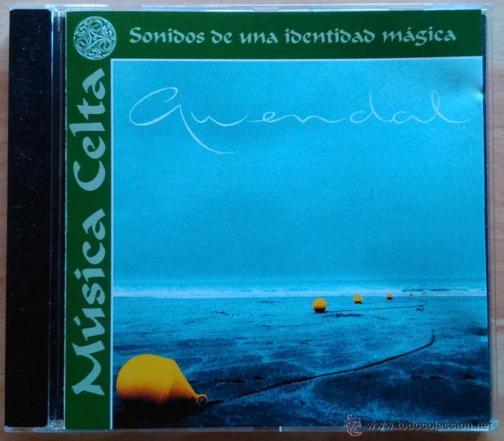 GUENDAL - MÚSICA CELTA - CD (Música - CD's Country y Folk)