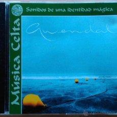 CDs de Música: GUENDAL - MÚSICA CELTA - CD. Lote 54476451