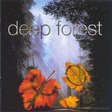 CDs de Música: DEEP FOREST - BOHEME (CD, ALBUM). Lote 54482351