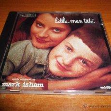 CDs de Música: LITTLE MAN TATE EL PEQUEÑO TATE BANDA SONORA ORIGINAL CD ALBUM 1991 USA VARESE SARABENDE MARK ISHAM. Lote 54497924