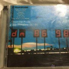 CDs de Música: THE SINGLES 86 98 DE DEPECHE MODE. Lote 54499377