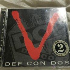 CDs de Música: ALZHEIMER DE DEF CON DOS. Lote 54499727