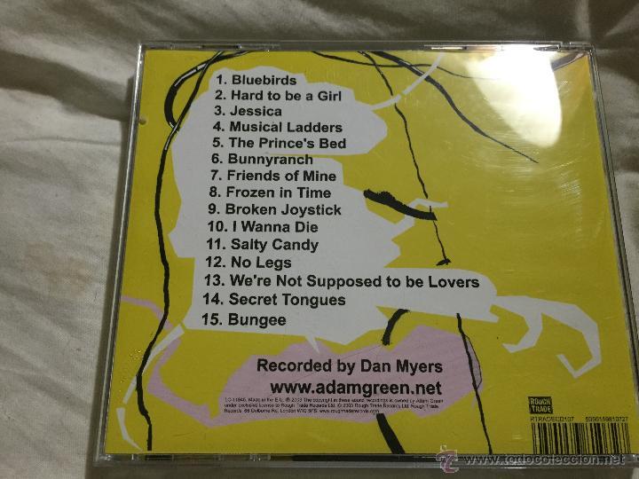 CDs de Música: Friends of Mine de Adam Greene - Foto 2 - 54500378
