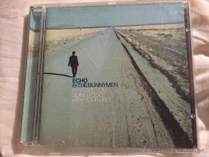 WHAT ARE YOU GOING TO DO WITH YOUR LIFE DE ECHO & THE BUNNYMEN (Música - CD's Otros Estilos)