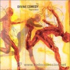 CDs de Música: THE DIVINE COMEDY - REGENERATION. Lote 54511639