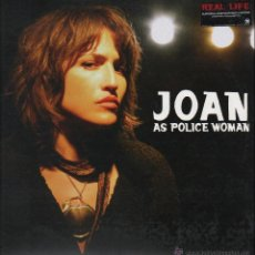 CDs de Música: JOAN AS A POLICEWOMAN - REAL LIFE. Lote 54511886