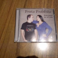 CDs de Música: FRUTA PROHIBIDA - ERES PARTE DE MI VIDA. PRECINTADO. Lote 89807264