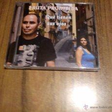 CDs de Música: FRUTA PROHIBIDA - QUÉ TIENEN SUS OJOS. PRECINTADO. Lote 188774270
