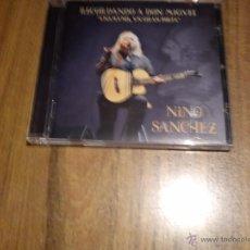 CDs de Música: NINO SÁNCHEZ - HOMENAJE A DON MIGUEL, UNAMUNO UN GRAN POETA. PRECINTADO. Lote 138849462