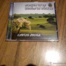CDs de Música: DOBLE CD - AMIGOS DE LA RONDA DE HORCHE - CANTAD AHORA. PRECINTADO. Lote 89807928