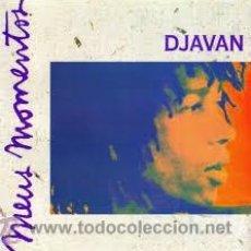 CDs de Música: DJAVAN - MEUS MOMENTOS (CD, COMP). Lote 54515900