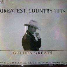 CDs de Música: GRANDES EXITOS DEL COUNTRY...TRIPLE CD.....PEDIDO MINIMO 5€. Lote 54515906