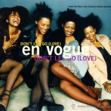 CDs de Música: EN VOGUE - DON'T LET GO (LOVE) (CD, SINGLE) PRECINTADO. Lote 54528120