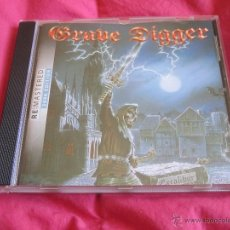 CDs de Música: GRAVE DIGGER - EXCALIBUR CD NUEVO - HEAVY METAL POWER METAL. Lote 54541203