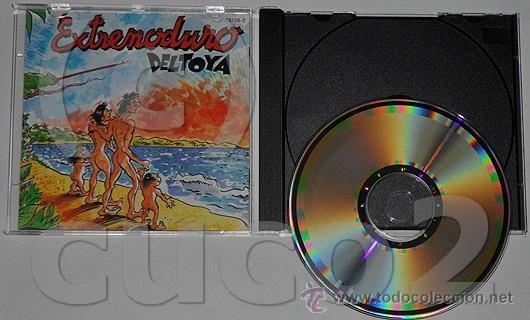 EXTREMODURO, DELTOYA, CD, 1992, ALBUM, ORIGINAL. NO REEDICION. (Música - CD's Rock)