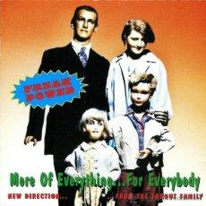 CDs de Música: FREAK POWER - MORE OF EVERYTHING FOR EVERYBODY (CD ALBUM). Lote 189375752