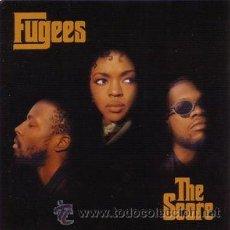 CDs de Música: FUGEES - THE SCORE (CD, ALBUM). Lote 54550098