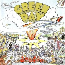 CDs de Música: GREEN DAY - DOOKIE (CD, ALBUM). Lote 54550738
