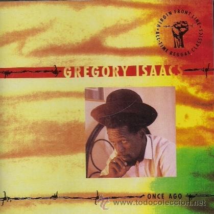 GREGORY ISAACS - ONCE AGO (CD, COMP, RM) (Música - CD's Reggae)