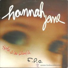 CDs de Música: HOOTIE & THE BLOWFISH - HANNAH JANE (CD, SINGLE). Lote 54551112