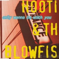 CDs de Música: HOOTIE & THE BLOWFISH - ONLY WANNA BE WITH YOU (CD, SINGLE). Lote 54551155