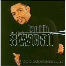 CDs de Música: KEITH SWEAT - JUST A TOUCH (CD, ALBUM, COMP). Lote 54562034