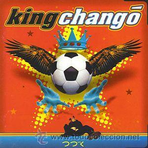 KING CHANGÓ - KING CHANGÓ (CD, ALBUM) (Música - CD's Latina)