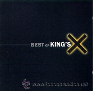 KING'S X - BEST OF (CD, COMP) (Música - CD's Heavy Metal)