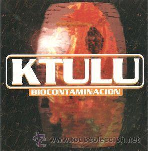 KTULU - BIOCONTAMINACIÓN (CD, SINGLE, PROMO) PRECINTADO (Música - CD's Heavy Metal)
