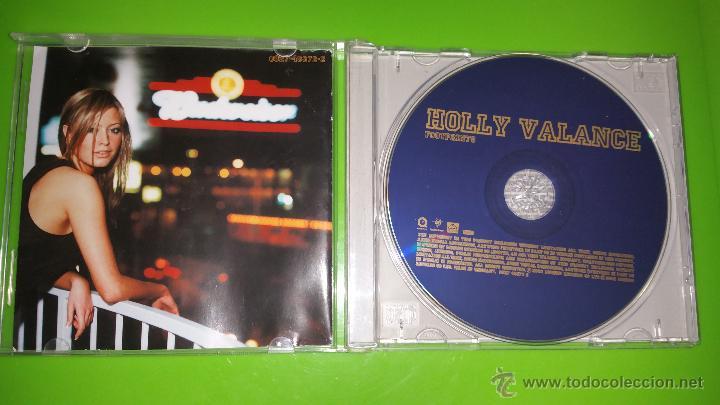 CDs de Música: La Bellísima Holly Valance con su inolvidable álbum Footprints - Foto 2 - 54568922