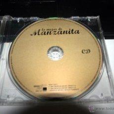 CDs de Música: LO MEJOR DE MANZANITA-CD.. Lote 54592141