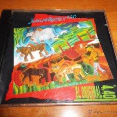 CDs de Musique: JUAN LUIS GUERRA EL ORIGINAL 4,40 CD ALBUM DEL AÑO 1990 CONTIENE 8 TEMAS . Lote 54593546