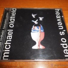 CDs de Música: MICHAEL OLDFIELD HEAVEN´S OPEN CD ALBUM DEL AÑO 1991 CONTIENE 6 TEMAS MIKE OLDFIELD MADE IN HOLLAND. Lote 54593962