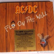 CDs de Música: AC-DC - FLO ON THE WALL (CD) 2003. Lote 54594478