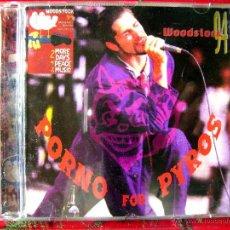 CDs de Música: PORNO FOR PYROS.WOODSTOCK 1994...NO OFICIAL. Lote 54596148