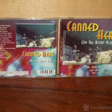 CDs de Música: CANNED HEAT - ON THE ROAD AGAIN - CD. Lote 54606791