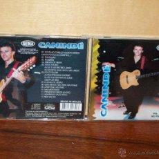 CDs de Música: CANINDE - AO VIVO - CD VOLUMEN 2. Lote 54607347