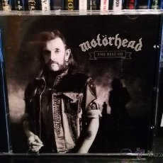 CDs de Música: MOTORHEAD - THE BEST OF - 2 CD'S. Lote 54624550