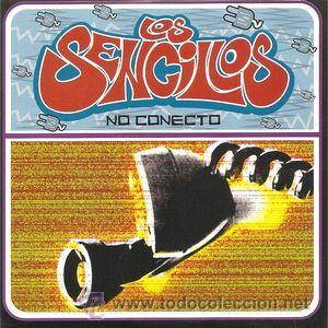 LOS SENCILLOS - NO CONECTO (CD, SINGLE, PROMO, CAR) (Música - CD's Pop)
