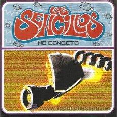 CDs de Música: LOS SENCILLOS - NO CONECTO (CD, SINGLE, PROMO, CAR). Lote 54646060