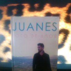 CDs de Música: JUANES - LOCO DE AMOR //EDICIÓN DESCATALOGADA CD-LIBRO// (NUEVO Y PRECINTADO). Lote 54651186