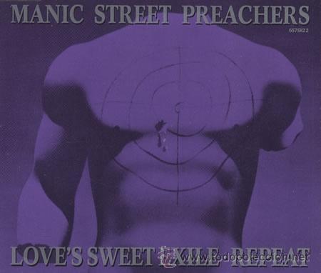 MANIC STREET PREACHERS - LOVE'S SWEET EXILE / REPEAT (CD, SINGLE) (Música - CD's Rock)