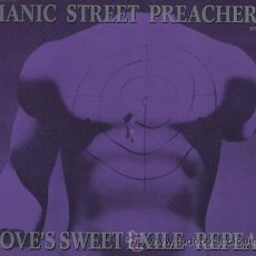 CDs de Música: MANIC STREET PREACHERS - LOVE'S SWEET EXILE / REPEAT (CD, SINGLE). Lote 54653616