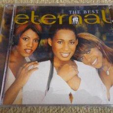 CDs de Música: ETERNAL THE BEST ETERNAL CD ALBUM DEL AÑO 1997 CONTIENE 17 TEMAS BEBE WINANS. Lote 54679067