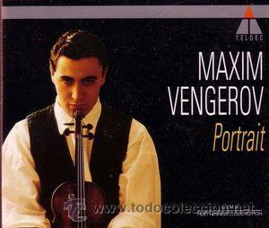 MAXIM VENGEROV - PORTRAIT (CD, PROMO, SMPLR) (Música - CD's Clásica, Ópera, Zarzuela y Marchas)