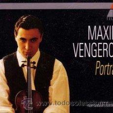 CDs de Música: MAXIM VENGEROV - PORTRAIT (CD, PROMO, SMPLR). Lote 54682994
